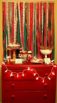 ugly christmas sweater party decoration ideas ugly christmas sweater party