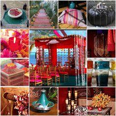 The Wedding Decorator: Morrocan Theme Weddings