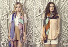 A Peace Treaty Scarves Spring 2013
