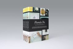 Hands On: Interactive Design in Print on Behance