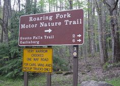 Be sure to do the Roaring Fork Motor Nature Trail while vacationing at RPM Condos in Pigeon Forge! See old homesteads, a mill, many waterfalls from your car or get out and trek to some waterfalls! Gatlinburg Vacation, Gatlinburg Tennessee, Tennessee Vacation, Smoky Mountains Tennessee, Great Smoky Mountains, East Tennessee, Smoky Mtns, Smokey Mountain, Gatlinburg Space Needle