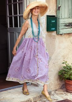 """""""Aditi"""" organic cotton dress – Skirts & dresses – GUDRUN SJÖDÉN – Webshop, mail order and boutiques 