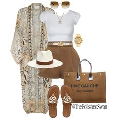 Swag Outfits For Girls, Short Outfits, Stylish Outfits, Cool Outfits, Fashion Outfits, Spring Summer Fashion, Spring Outfits, Elegant Outfit, Fashion Killa