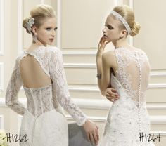 Fall 2014  Lace, wedding dress, sheer, wedding, bridal gown, engaged