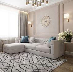 ✅🆕🔜Corbett Stylish Sofa Set for Contemporary Furniture Home Room Design, Home Interior Design, Living Room Designs, Home Living Room, Living Room Decor, King Furniture, Elegant Living Room, Apartment Interior, Sofa Design