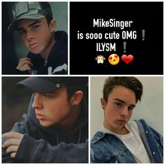 Thats my Boy ❗ ❤ Instagramm:mikesinger