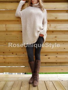 Copyright © 2013-2017 Roseuniquestyle. All rights reserved. Please allow me 10-14 days to make it ! Stay warm this season and skimp on the scarf - turtlenecks are the best way to bundle . Can be worn up or folded down. Amazingly soft , cozy and warm. Color is creamy / wheat. A new and exciting blow yarn made from soft 72 % Baby alpaca and cozy Merino wool blend. Its construction is unique, based on the newest yarn technologies, where instead of spinning, the fibres of alpaca and merino ar...