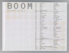 Irma Boom  古腾堡Galaxie / Irma Boom  2002年 Irma Boom, Moma, Book Design, It Works, Cancer, Graphic Design, Graphics, Hunting Dogs, Aries