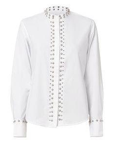 NSF EXCLUSIVE Studded Poplin Shirt