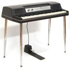 Wurlitzer 200 Electric Piano (1970's)