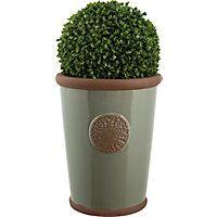 Millicent Motif Pot In Green - 29Cm