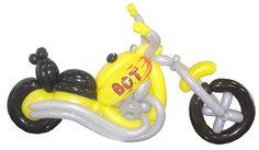 Motorcycle Twist Balloon