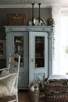 Cabinet!! Sweet. ..