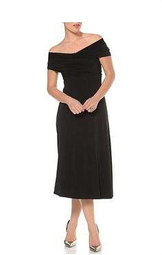 ULTIMATE BLACK DRESS It is amazing www.sachadrake.com