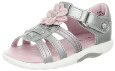 aa6d2e81f5dc SRT Brenna Sandal (Toddler) Stride Rite.  42.95. Premium leather linings  for breathability