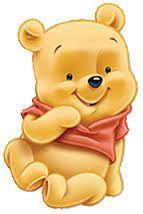 Winnie the pooh baby shower invitations Winnie The Pooh Pictures, Winnie The Pooh Themes, Winne The Pooh, Winnie The Pooh Birthday, Baby Disney Characters, Cute Characters, Disney Babys, Cute Disney, Bugs Bunny Drawing
