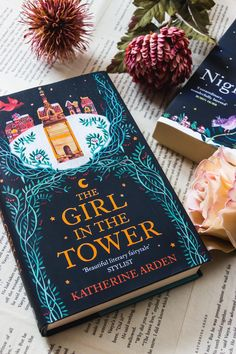 """""""The Girl in the Tower"""" by Katherine Arden Book Nerd, Book Club Books, Good Books, Books To Read, My Books, Book Suggestions, Book Recommendations, Book Challenge, Beautiful Book Covers"""