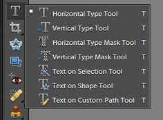 Photoshop Elements Tutorial: Text Tool