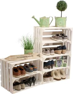 Shoe Rack, Home, Blog, Patio, Wooden Crates, Household, House, Shoe Closet, Ad Home