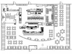 Sample Restaurant Floor Plans to Keep Hungry Customers ...