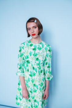 Laxmi dress - Family Affairs Sasha Frolova by Amber Mahoney