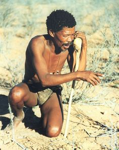 Dawid Kruiper (c. 1941 – 6/12/12) was a traditional bushman healer and outspoken leader of the Khomani San in the Kalahari. Well known for his acting role in The Gods Must Be Crazy II, Kruiper spoke on the rights of indigenous people to the United Nations in 1994, and led the way for successful land-claims for the San people in South Africa, culminating in the restoration of 40,000 hectares of land in 1999.