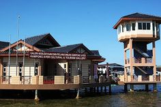 The mini museum in Kampong Ayer (water village), from a collection of artefacts by a local resident