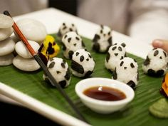 Panda Sushi für Groß und Klein | eatsmarter.de