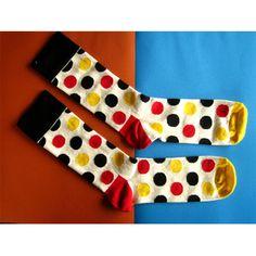Happy Socks(ハッピーソックス)/NATION/DOT M-L/アパレルセレクトショップ -トリーザンオンライン