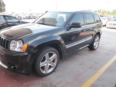 My Jeep SRT8 :)