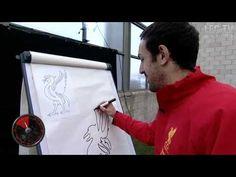 Can Jose Enrique draw a Liverbird?