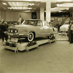 Brno | 1956, II. Exhibition of Czechoslovak Engineering - a … | Flickr