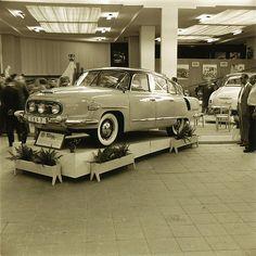 Brno | 1956, II. Exhibition of Czechoslovak Engineering - a … | Flickr