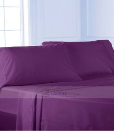 Which Bed Sheets Are The Coolest Twin Xl Sheets, Queen Bed Sheets, Twin Sheet Sets, Cotton Sheet Sets, Purple Bedding, Twin Xl Bedding, Cotton Bedding Sets, Egyptian Cotton Bedding, Moroccan Bedroom