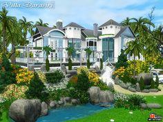 Darasiri luxury villa by autaki - Sims 3 Downloads CC Caboodle