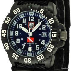 Men's Watches - Luminox Navy SEAL Dive Series
