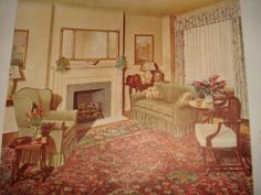1932 Home decor | Flickr - Photo Sharing!