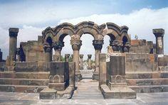archeology sites of armenian