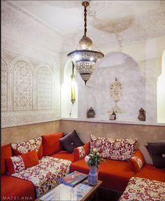 Moroccan spa