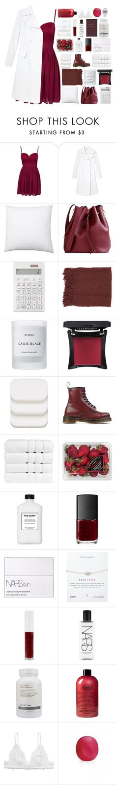 """""""like to join my new taglist"""" by baesically-addy ❤ liked on Polyvore featuring Elise Ryan, Michael Kors, Sophie Hulme, Muji, Surya, Byredo, Illamasqua, COVERGIRL, Dr. Martens and Christy"""