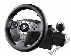 Kierownica Logitech Driving Force PRO uszkodzona