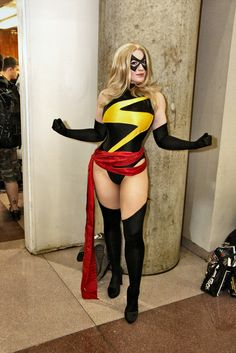 Ms. Marvel ~ Cos Play