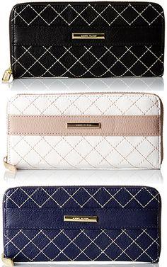 Anne Klein Style Remix SLG Zip Around SM Wallet - http://our-shopping-store.com/