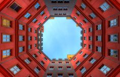 the most famous octagon in Berlin by Frank Haase