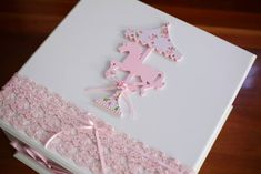 Pink Carousel Themed Christening Party by Le Petit Party Baby Birthday Themes, Carousel Birthday Parties, Vintage Birthday Parties, Christening Party, Horse Party, Cowgirl Birthday, Decoration, First Birthdays, Baby Shower Gifts