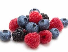 This is one of Dr. Perricone's recipes for eating for beauty. Berries are antioxidant and vitamin powerhouses!