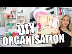 DIY | ORGANISATION DE PRINTEMPS FACILE ET RAPIDE! - YouTube
