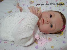 Bebê reborn Ninna - sob encomenda