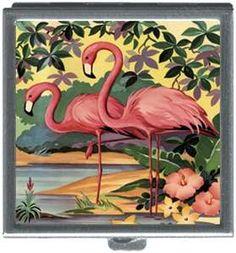 Myercord flamingos