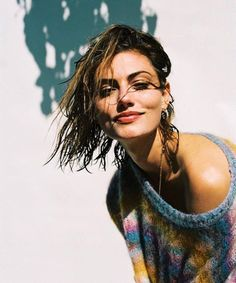 Outtake of Phoebe Tonkin photographed by James Wright for So It Goes Magazine